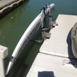 Paddleboard Dock Rack