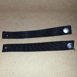 Cam Buckle Straps for Docksider kayak and paddleboard lift and rack