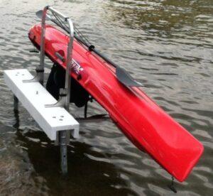 Waterside Kayak Rack