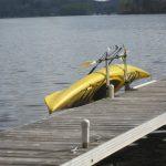 kayak rack for docks