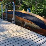 Waterside SUP Lift & Dock Storage Rack