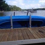 Kayak lift hoist